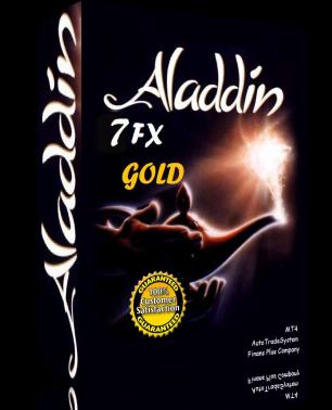 Aladdin 7 FX Pro - советник Forex