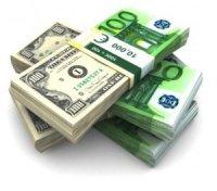 Пример прибыльной сделки на паре EUR/USD