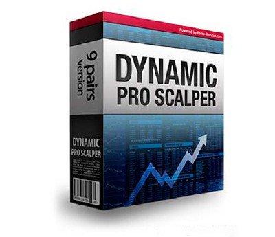 "Советник ""Dynamic Pro Scalper"""