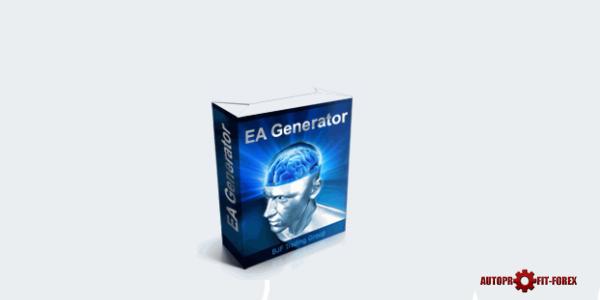 Forex EA Generator 4.1 / 5.1 программа для создания советников