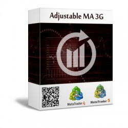 Советник Форекс Adjustable MA 3G Metatrader 4/5