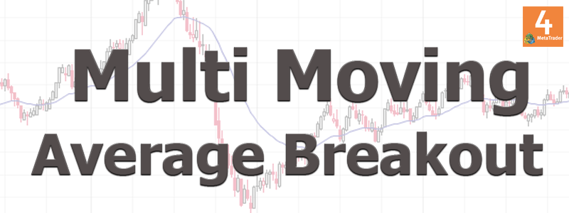 Советник Форекс - Multi Moving Average Breakout EA