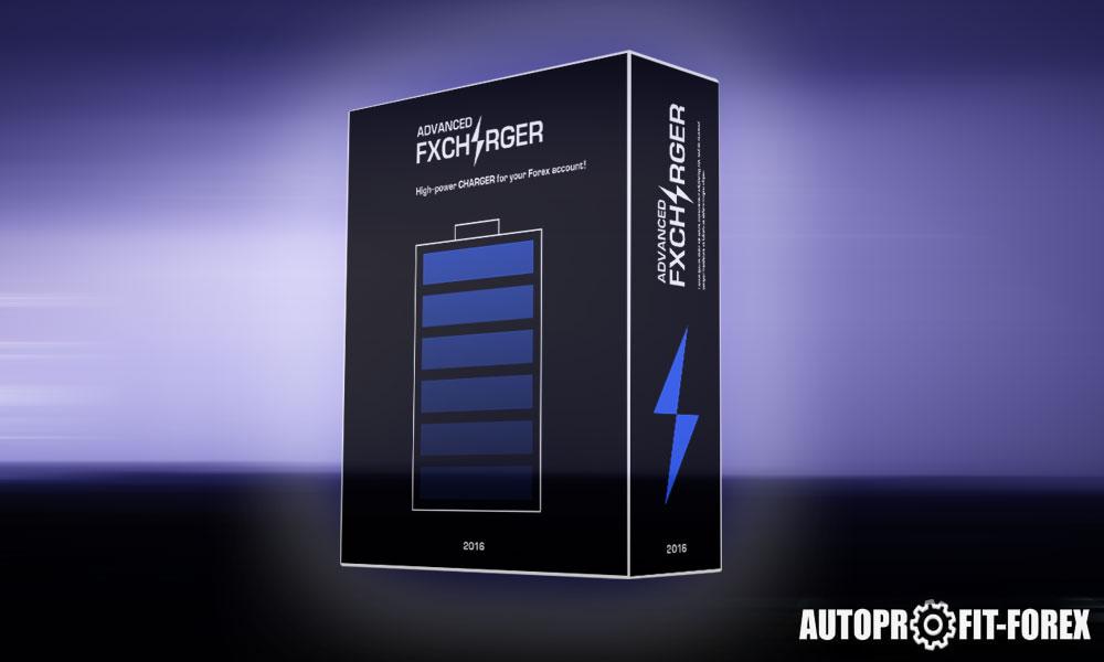 Автоматический советник Fxcharger для  валютных пар EUR/USD и AUD/USD